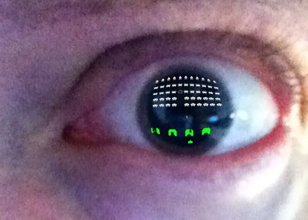 Eye-invaders