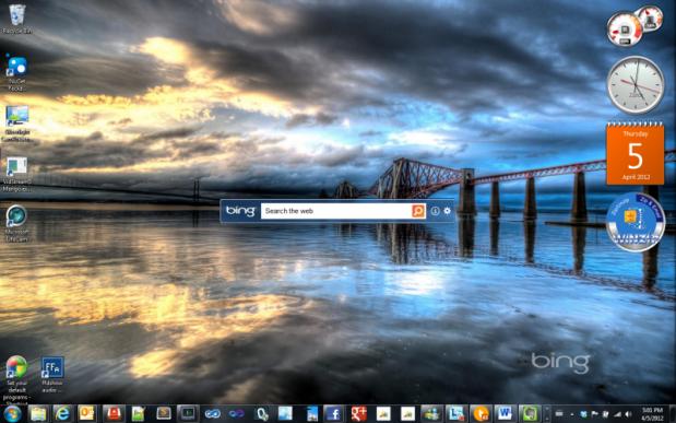 Bing-desktop