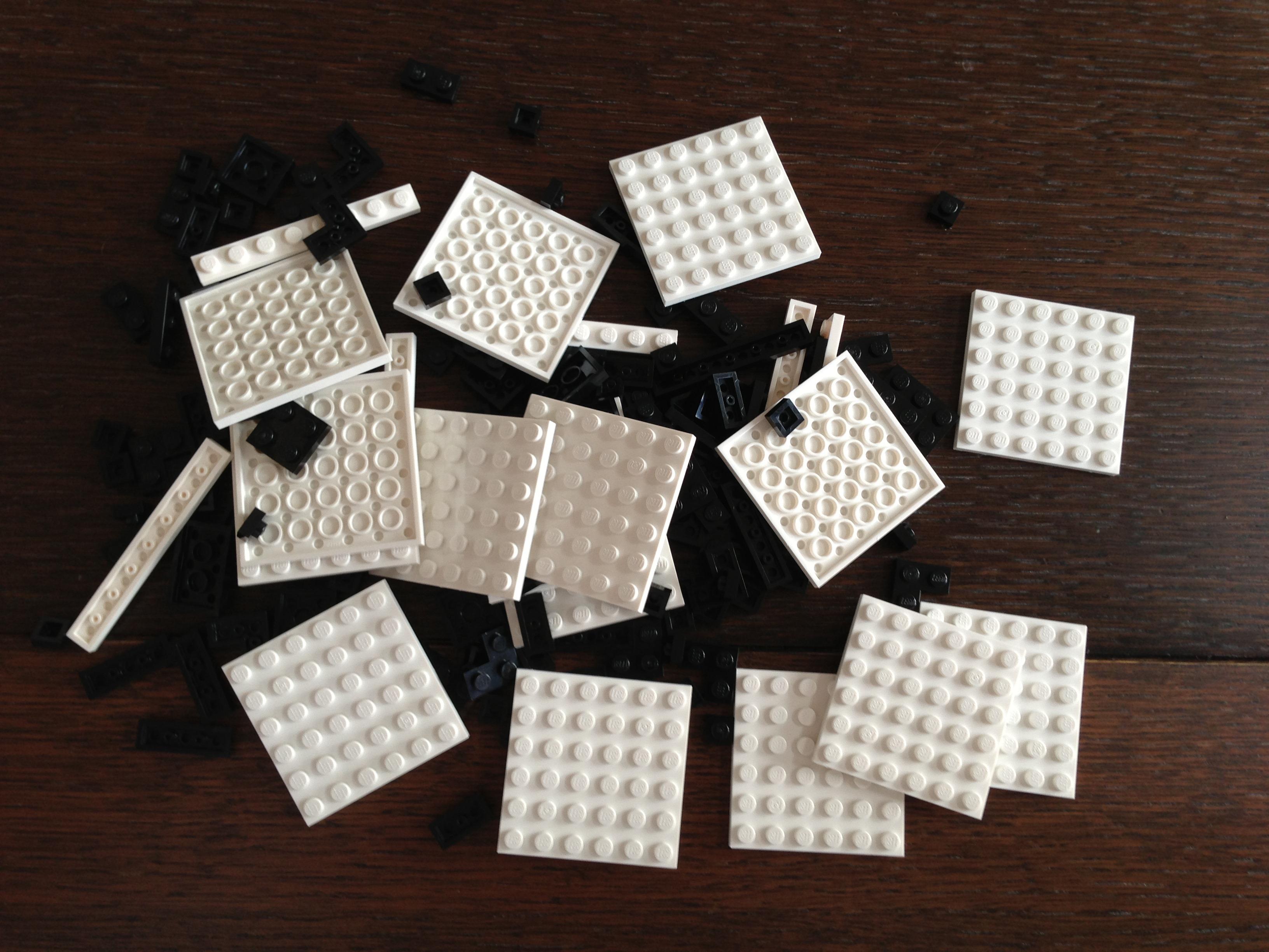 Lego QR 5