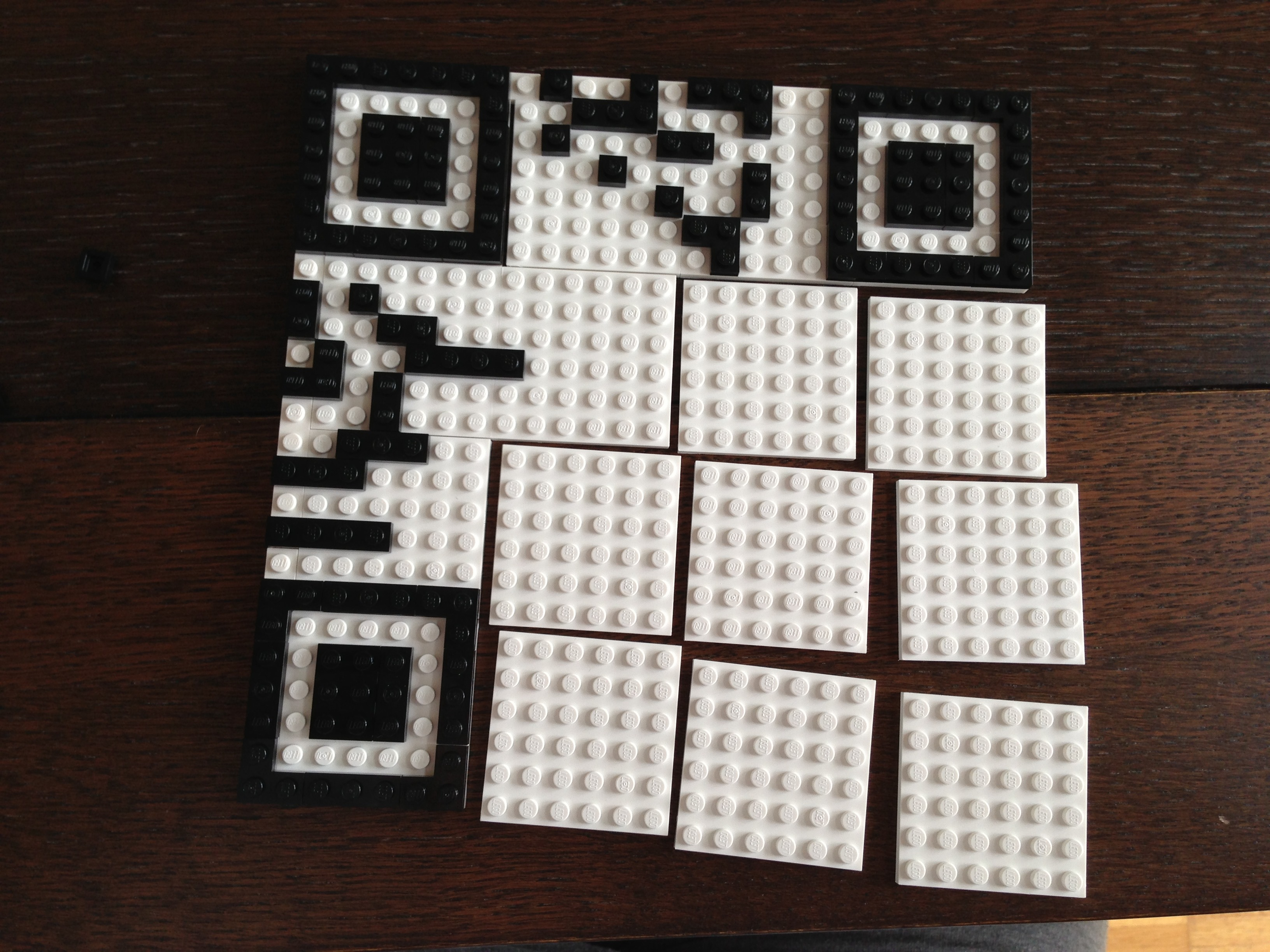 Lego QR 8
