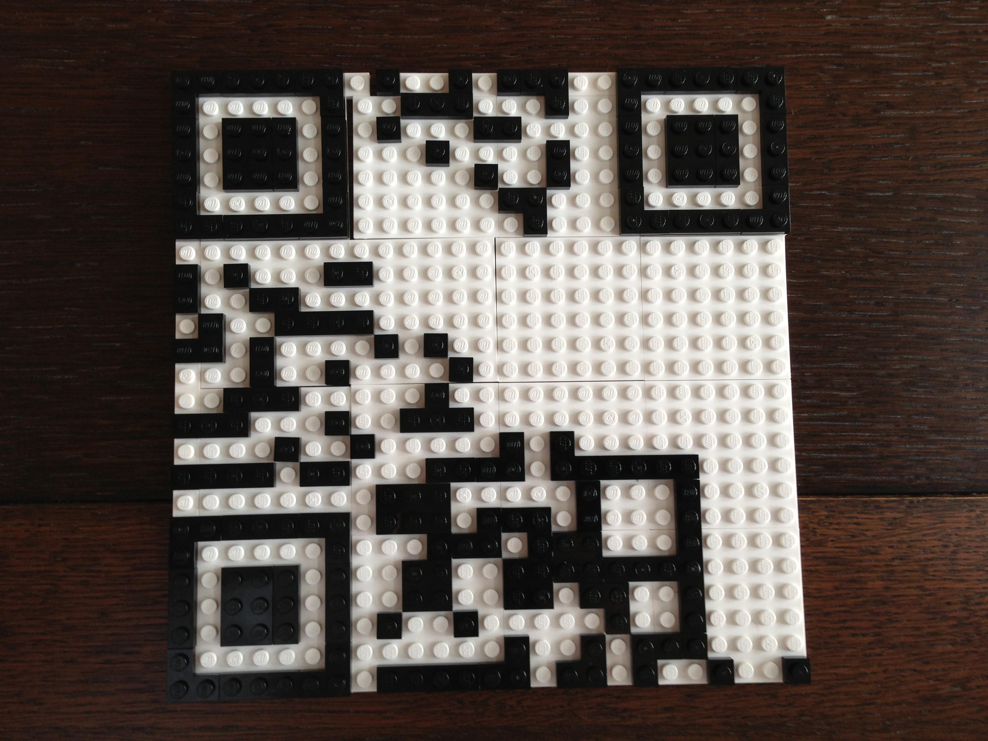 Lego QR 9